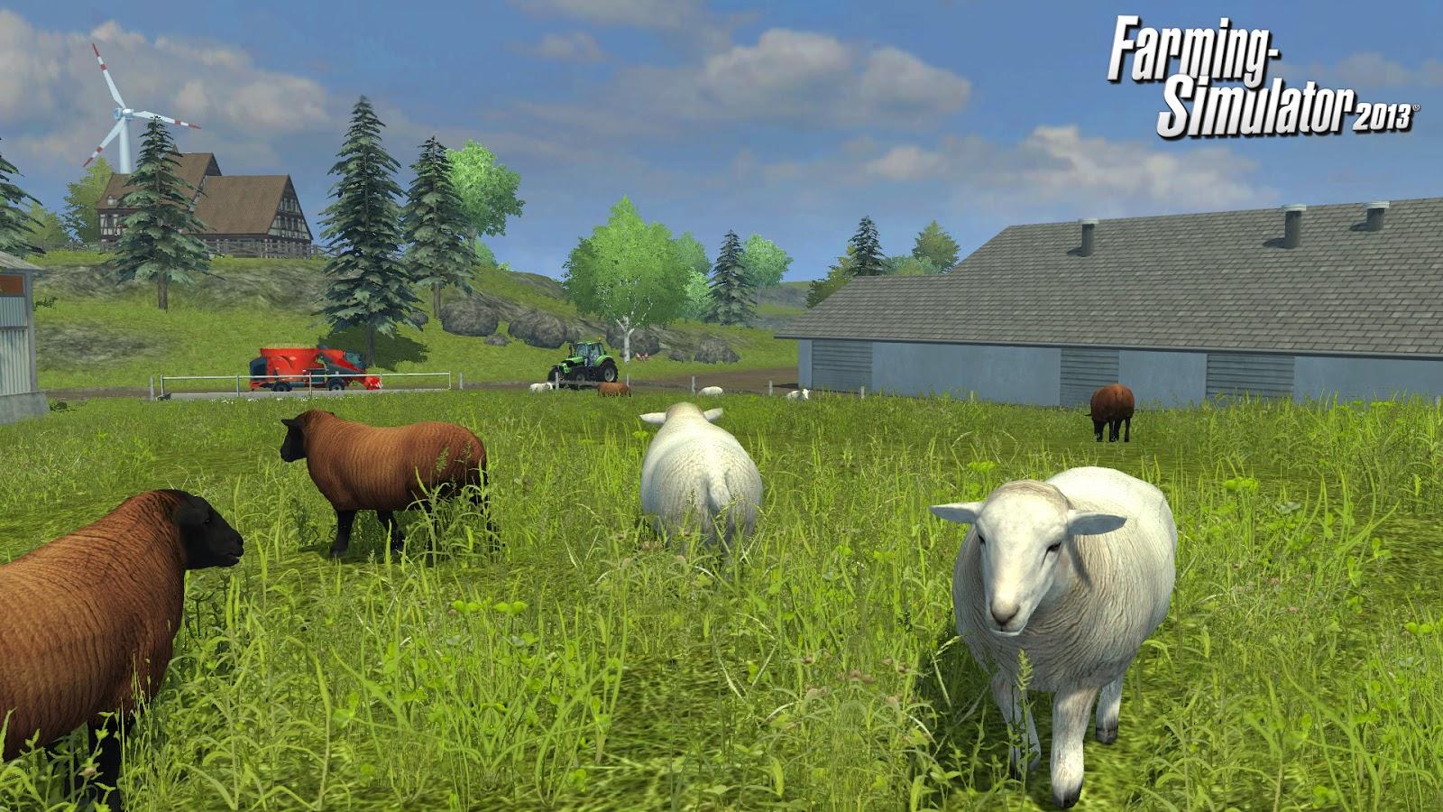 Farming Simulator 2013 teszt ~ HunGamer