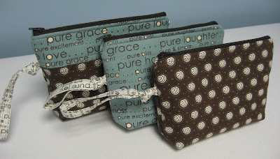 Pure (and simple) Zipper Bags
