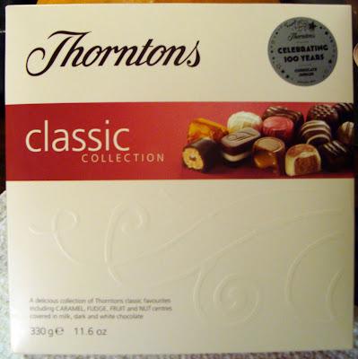 thorntons gluten free chocolate