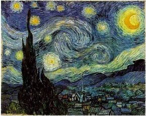 Starry Night//Vincent van Gogh