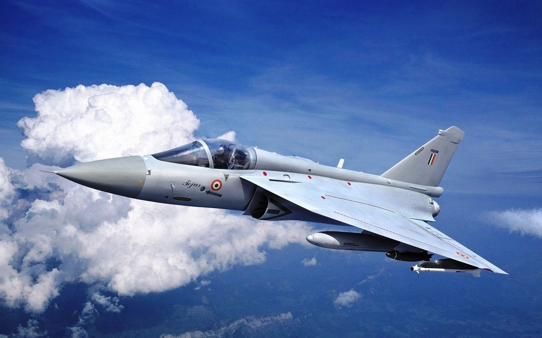 HAL Tejas Fighter Jet Wallpaper 1
