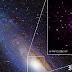 Ada 35 Lubang Hitam di Inti Galaksi Andromeda