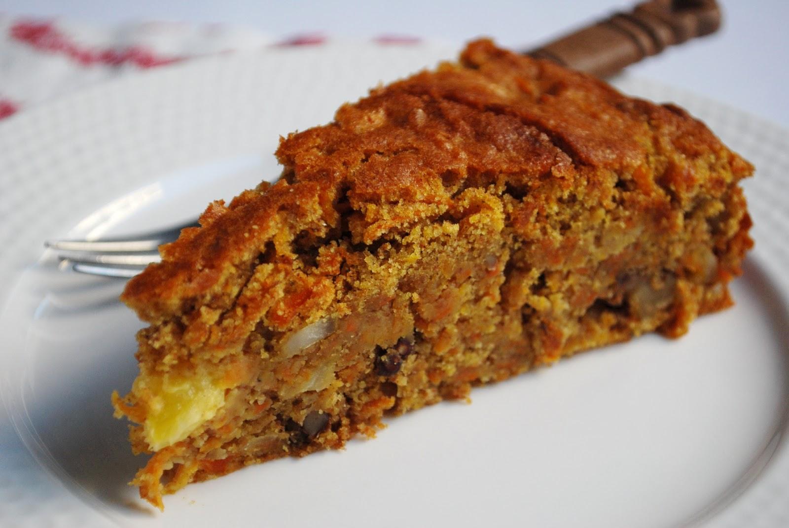 Havuçlu ve muzlu kek tarifi 80