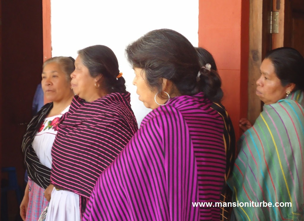 Women of Santa Fe de la Laguna have worked together for their community development by the way of Tourism