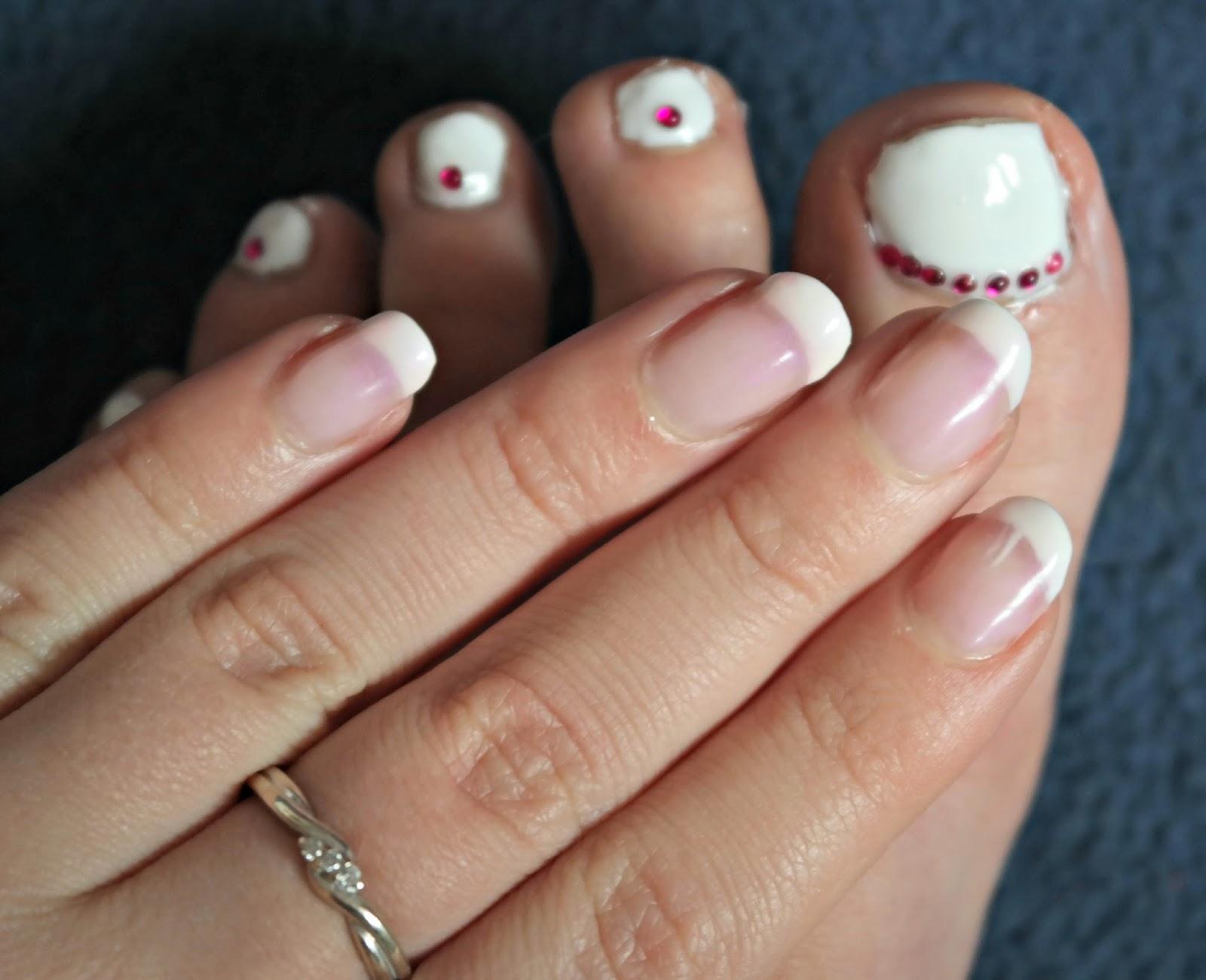 NOTD: Holidays Nails - Jenna Suth
