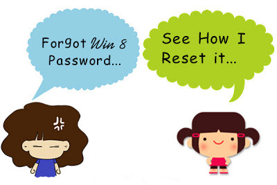 Ways To Reset Windows 8 Password