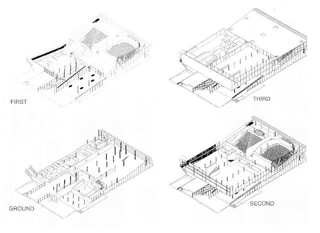 Oma Educatorium Dab810 Suburban Architecture
