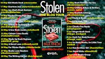 Stolen Blog Tour