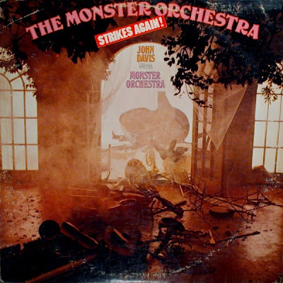 John Davis The Monster Orchestra Aint That Enough For You Disco Fever