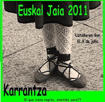 Euskal Jaia 2011