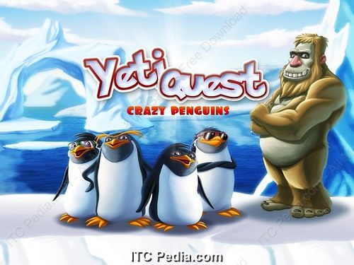 Yeti Quest Crazy Penguins