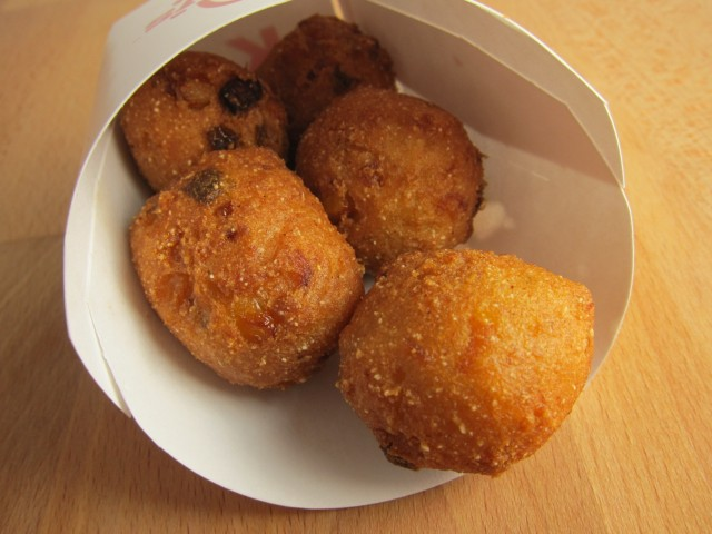 how to make hush puppies with corn