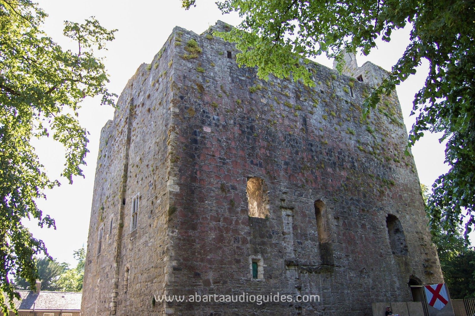 Maynooth castle county kildare time travel ireland for Kildare castle