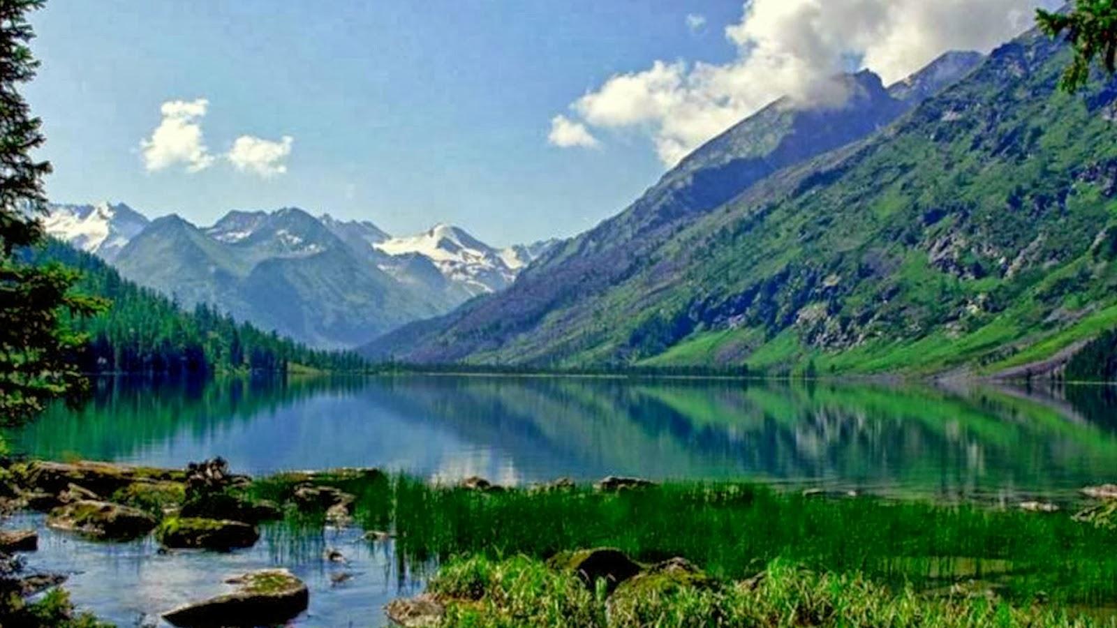 World Visits: Lake Baikal World - 208.6KB
