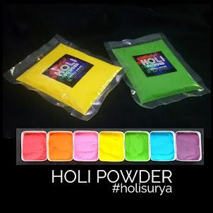 Holi Powder Tegal
