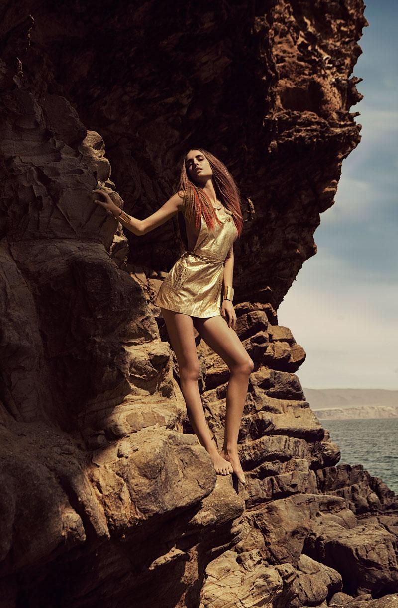 Nadja Bender, Alexander Neumann, FashionGoneRogue, Vanessa Bellugeon, editorial
