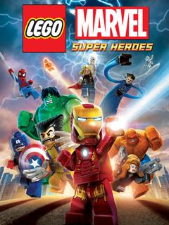 LEGO Marvel Super Heroes PC Box