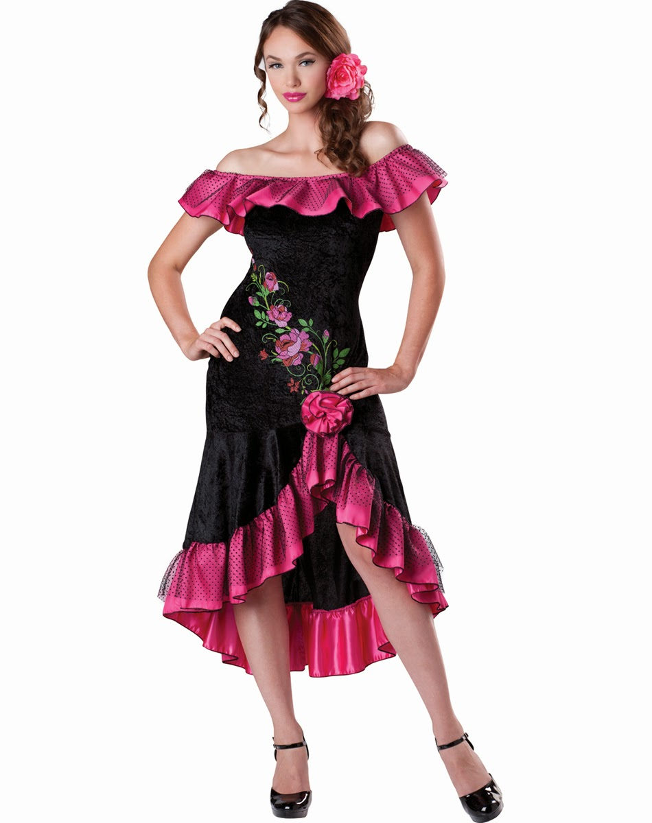 flamenco dress - Bing images