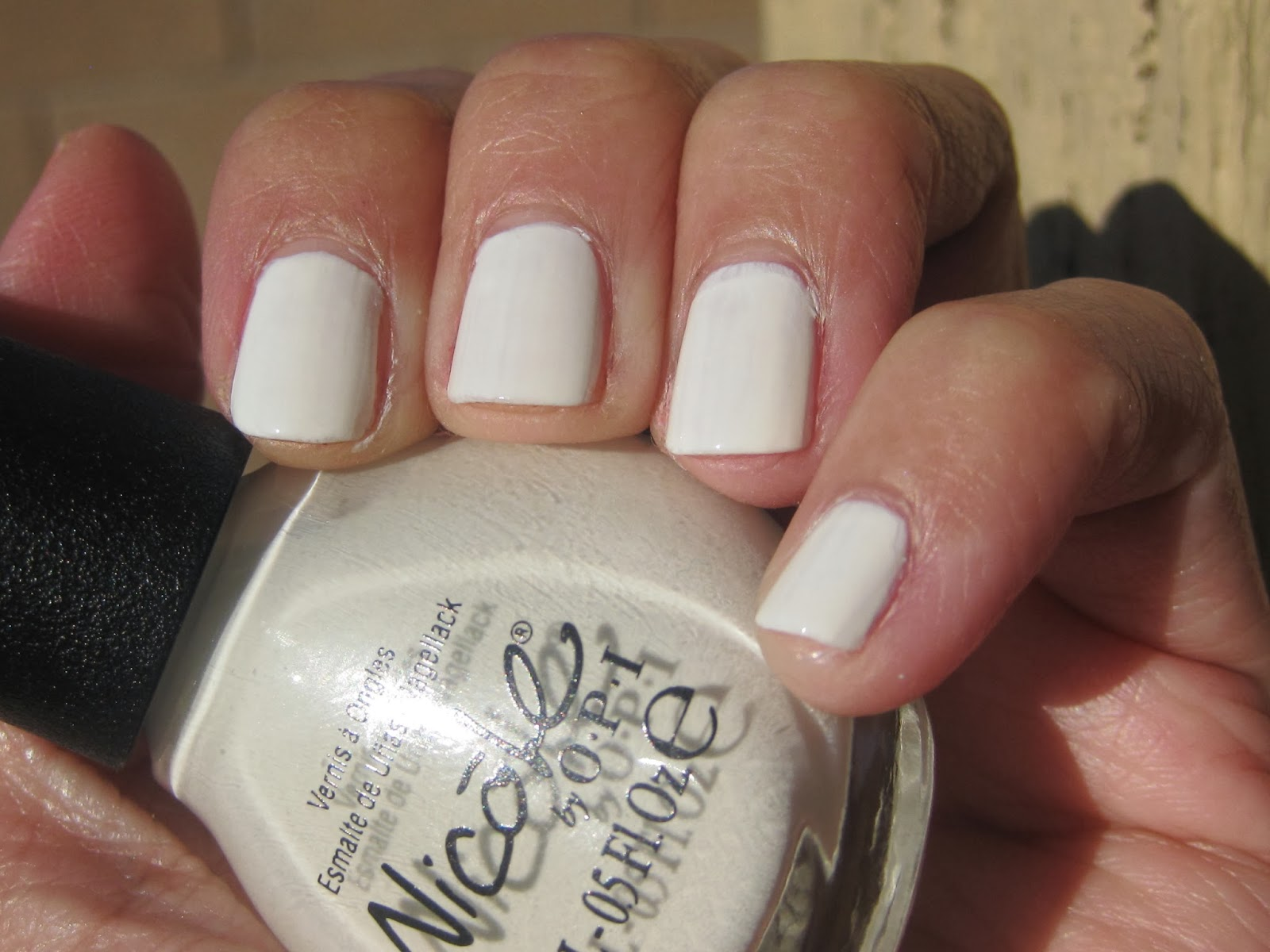 Nicole by OPI Yoga Then Yogurt