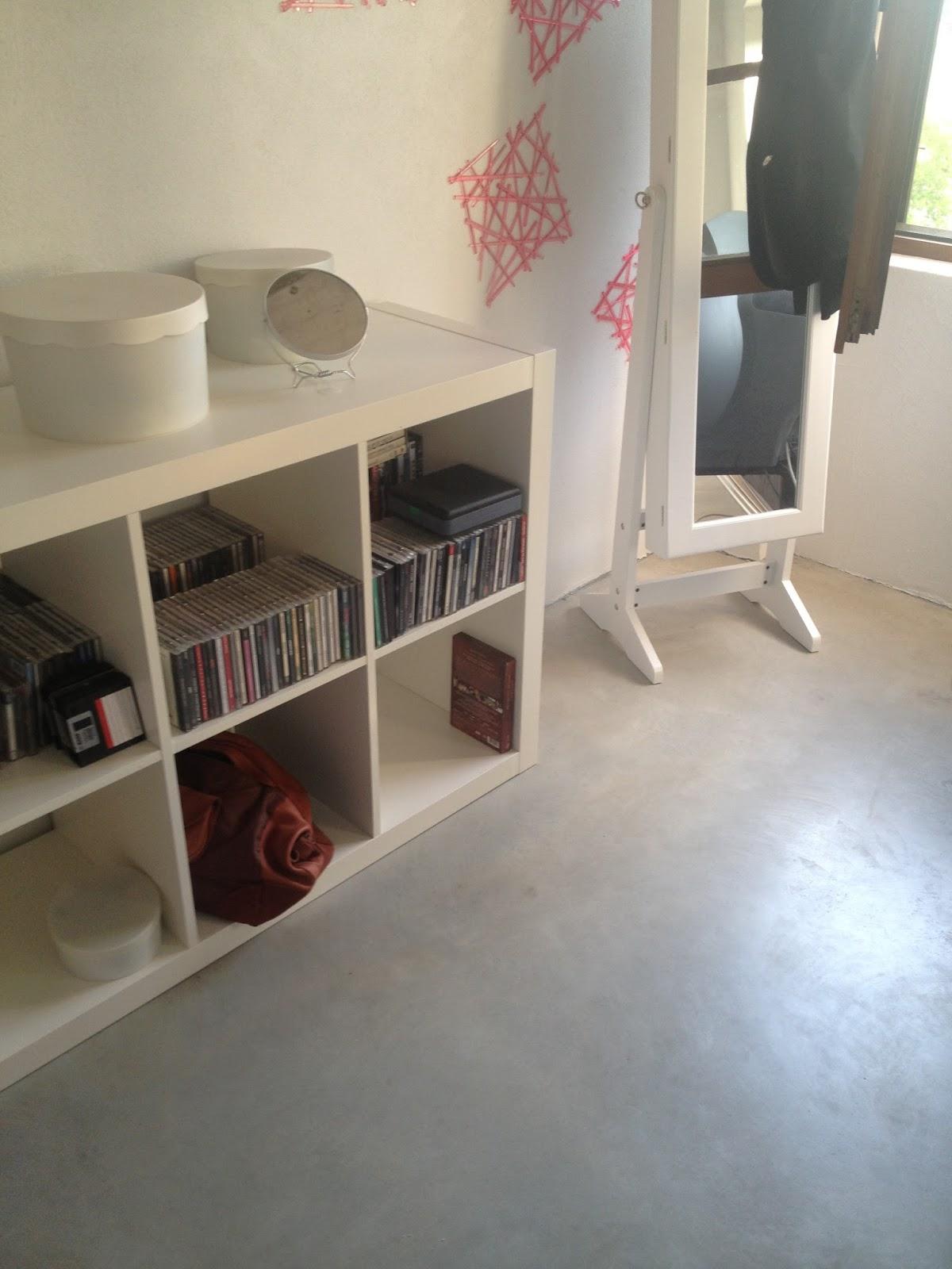 beton cire oberfl chen in beton look beton cire sichtbetonestrich len. Black Bedroom Furniture Sets. Home Design Ideas