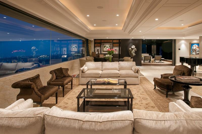decoracao de interiores estilo classico : decoracao de interiores estilo classico:Departamento ASL por ARCO Arquitectura Contemporánea, con Sofisticado