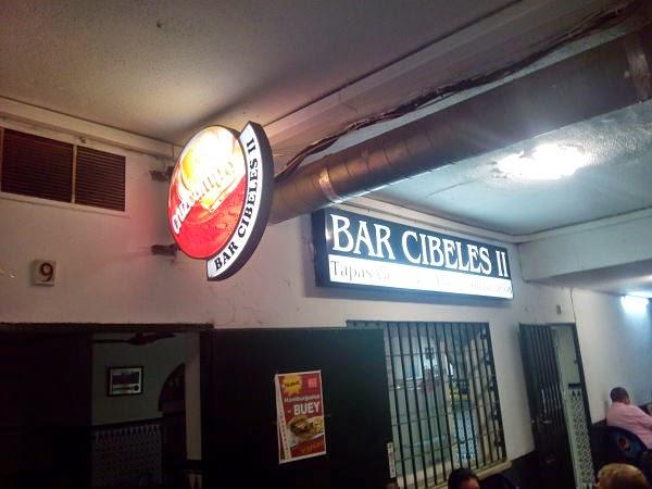 Portada - Bar Cibeles 2 - Serranito Advisor