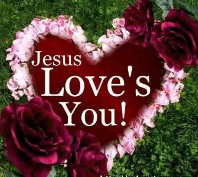 Jesus Love Quotes With Flowers. QuotesGram
