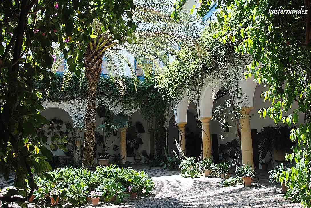 OCIO y CULTURA : Córdoba en mayo. El Palacio de Viana