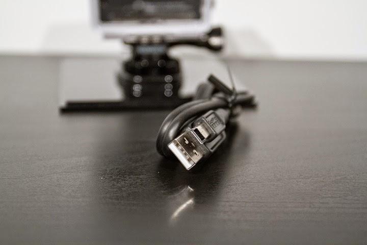Mini USB GoPro Hero4