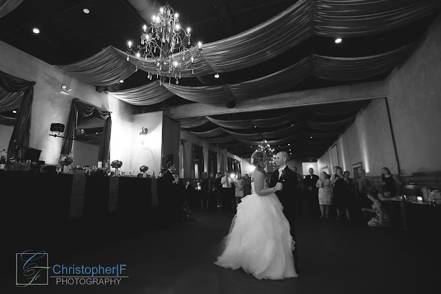 115 Bourbon St Wedding Reception
