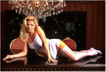 Victoria Zdrok Model Playboy