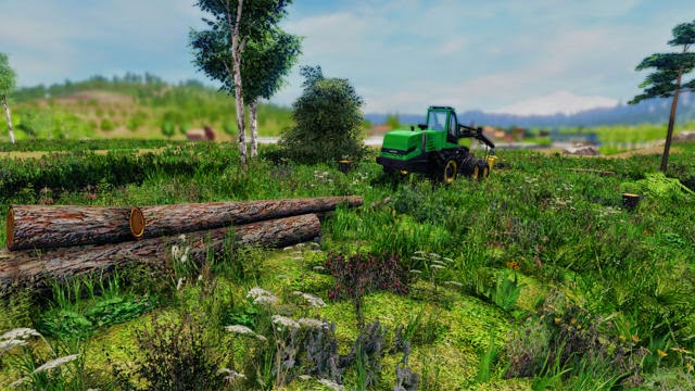 Professional Lumberjack 2015 PC Full