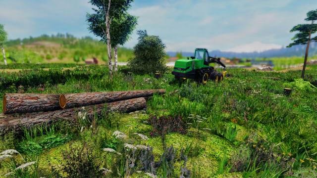 Professional Lumberjack 2015 PC Full