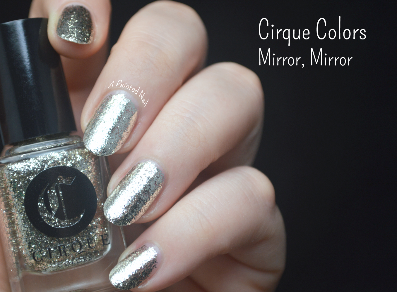 A Painted Nail: Cirque Colors Mirror, Mirror