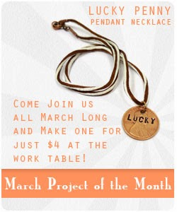 March Project of the Month