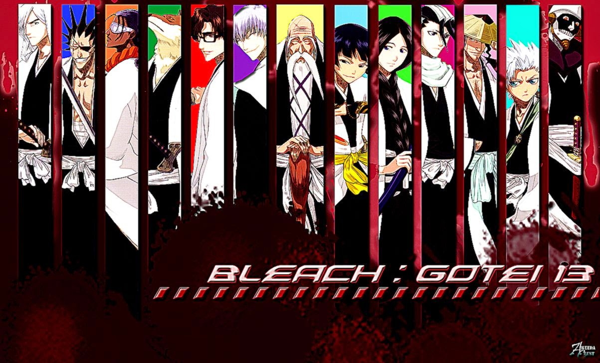 Bleach Anime Character Wallpapers Hd Desktop Background