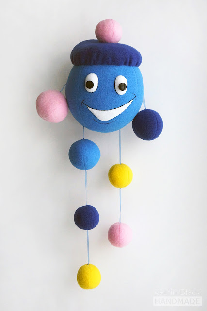 Капитошка - мягкая игрушка handmade.