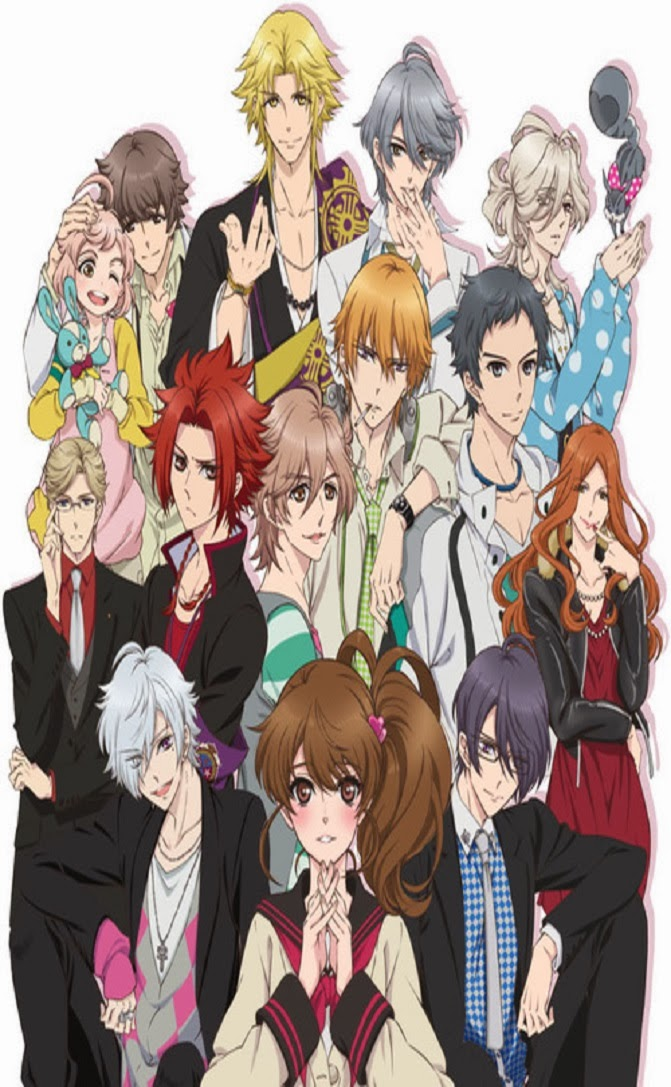 Anime del mes: Brother Conflict