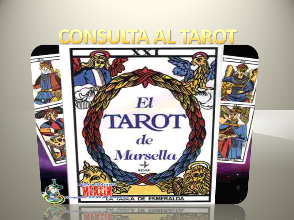 Consulta Al Tarot