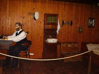 museo marítimo luanco