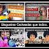 Blogueiras cacheadas que amo assistir  - Dica de blogs