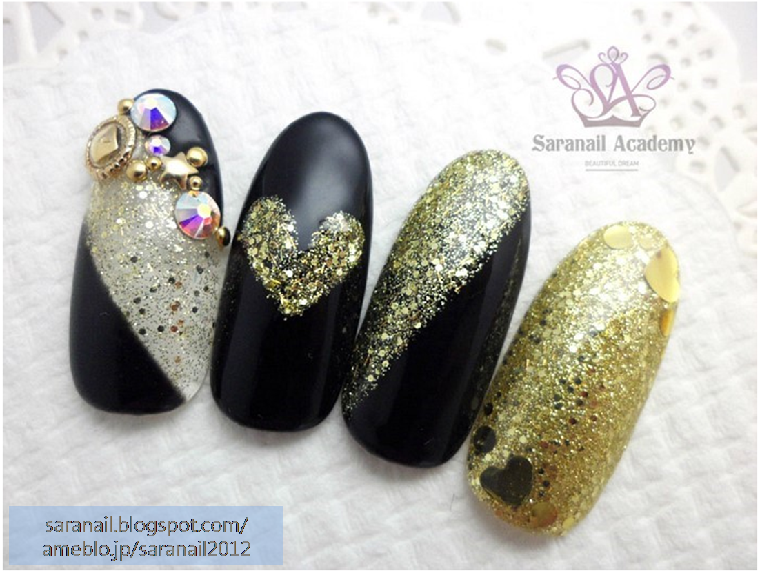 China Glaze Nail Polish Blonde Bombshell 80769/ Gold Glitter Nail Polish/ Professional Nail Polish