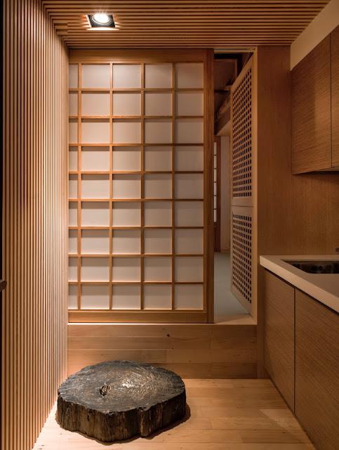 Interior rumah gaya jepang modern 12