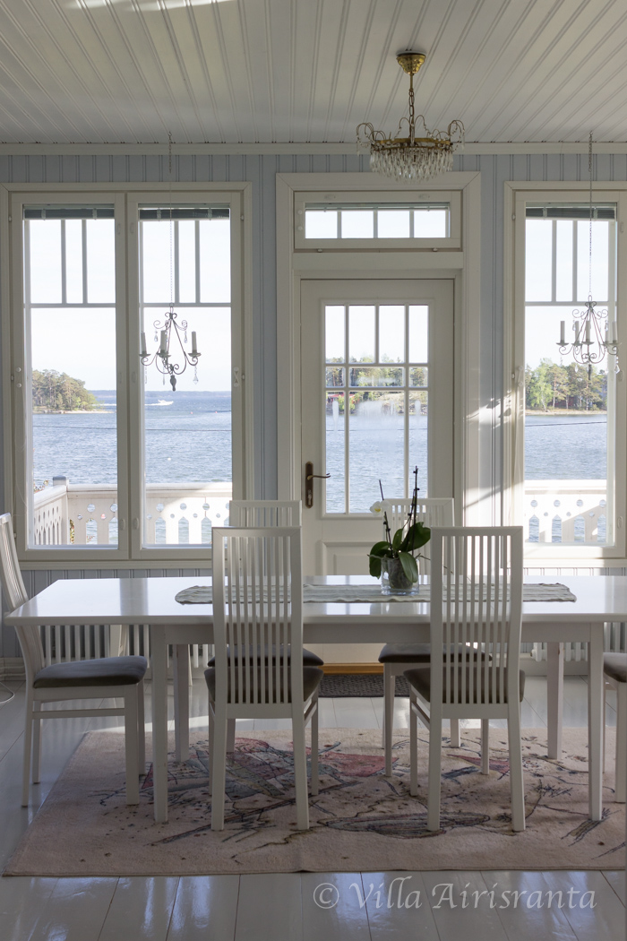 Kaunis veranta, lasiveranta