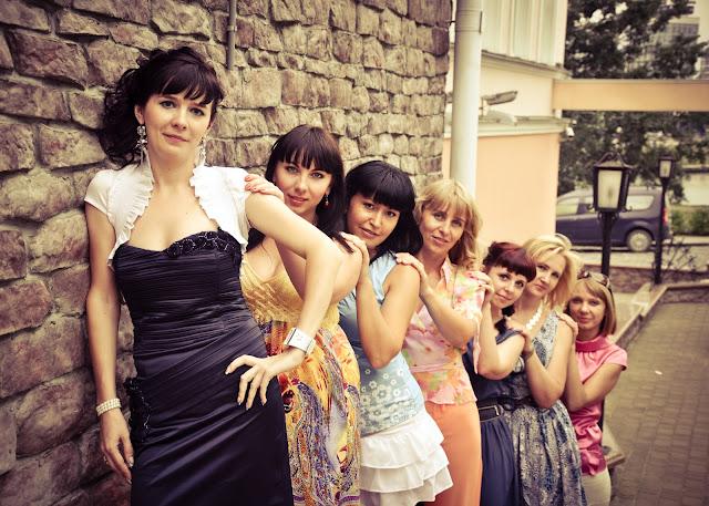 Фото съем девушек