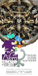 1º Feria del Libro Villa Mercedes / 12, 13 y 14 de Setiembre de 2013