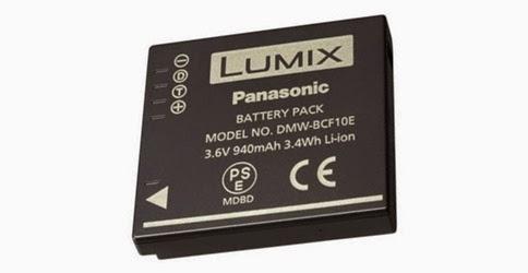 Harga Baterai Kamera Panasonic Lumix Original