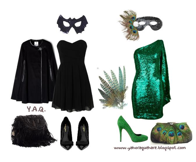 Y a q blog de moda inspiraci n y tendencias y for Disfraces antifaz