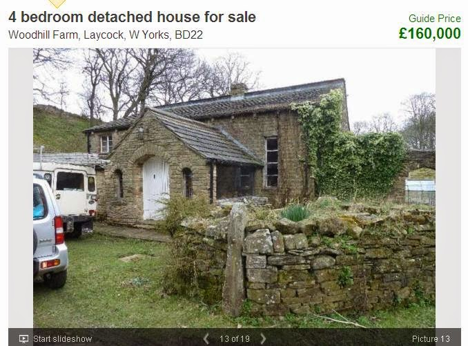 House renovation projects yorkshire