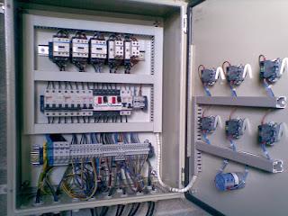 Instalación de cuadros y armarios eléctricos